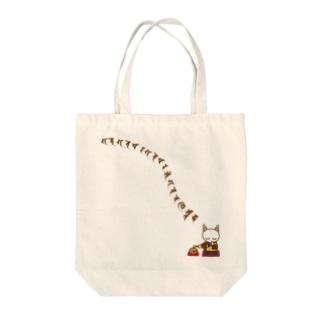 梵字般若咒 Tote bags