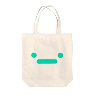 (._.) Tote bags