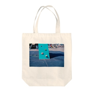 BLUE Tote bags