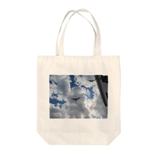 bird Tote bags