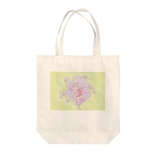 ねむこ Tote bags