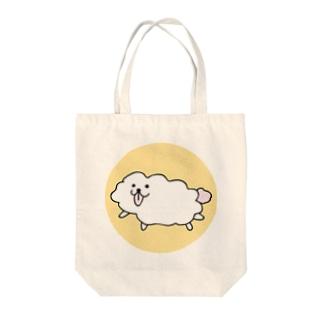 にゃるぺろ Tote bags