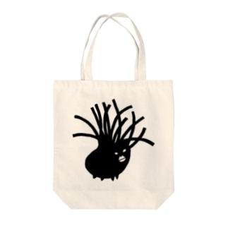 タケミノリコ Tote bags