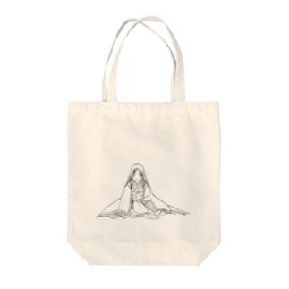 単衣(モノ) Tote bags