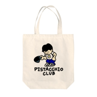 PISTACCHIO CLUB  Tote bags