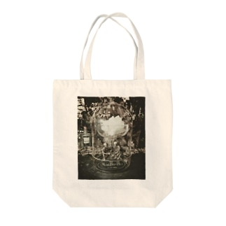 FTTYの「BAR BumBleBee」応援アイテム(D) Tote bags
