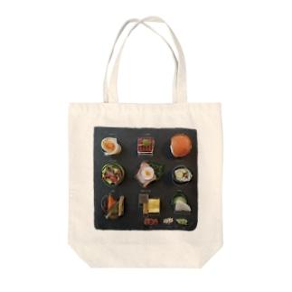 お寿司 Tote bags