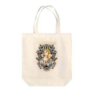 """天使のクーちゃん/Cool Angel """"Coo"""" Tote bags"""