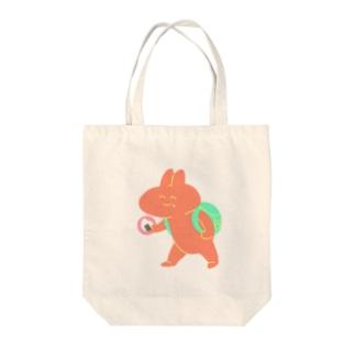 えんそく Tote bags