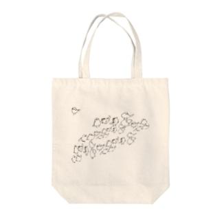 蜜なるじゅうしまつ Tote bags
