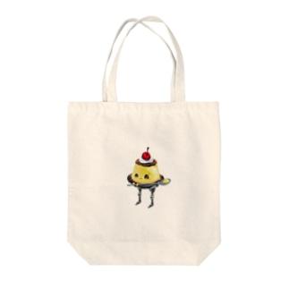 アーマードプリン Tote Bag