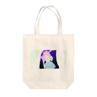 宇宙に連れていくよ Tote bags