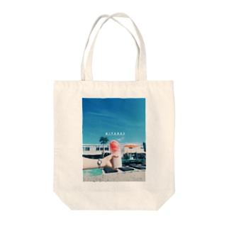 常夏🍧 Tote bags