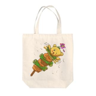 やきとり〜 Tote bags