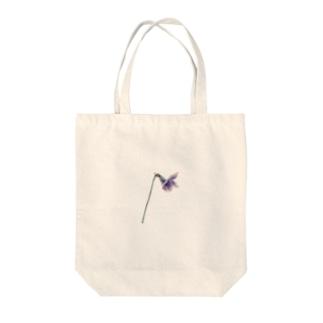 菫 Tote bags