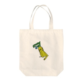 spaced out Tote bags