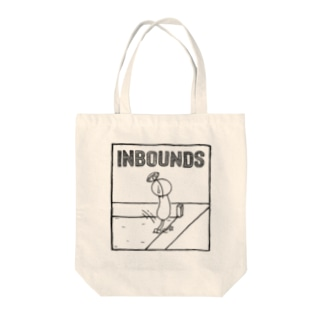 PBスティック君 inbounds Tote bags