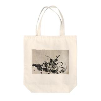廻 Tote bags