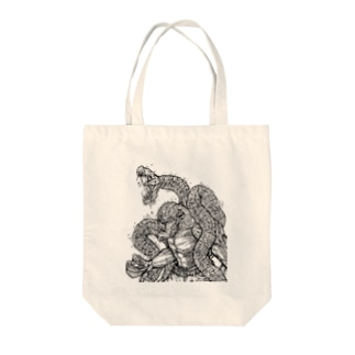 Buffys Movie クリーチャー:グローリー Tote bags