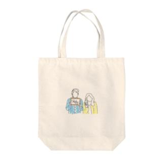 看板とスムージー Tote Bag