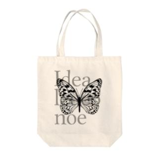 idea leuconoe Tote bags