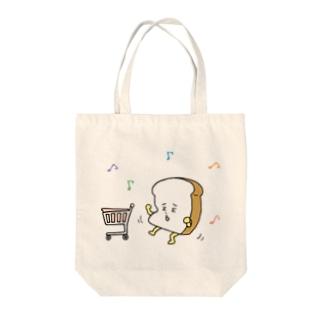 パンた☆dancing Tote bags