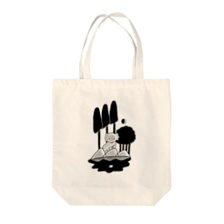夜映え Tote bags