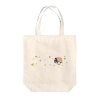 はなくいバク(クローバー) Tote bags