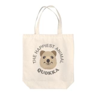 クオッカ(Quokka) Tote bags