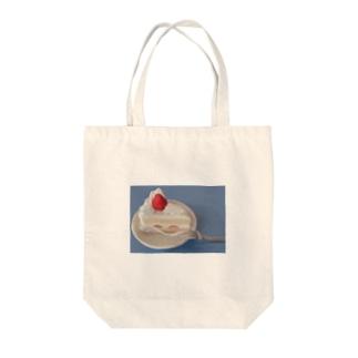 バスデケキ Tote bags