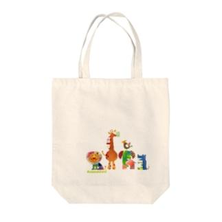 AnimalZoo! Tote bags