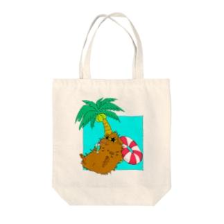 トロピカルモルモット Tote Bag