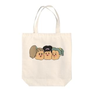 なかよし♡ Tote bags