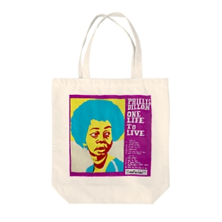 PHILLIS DILLON Tote bags