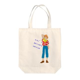 トンボ Tote bags