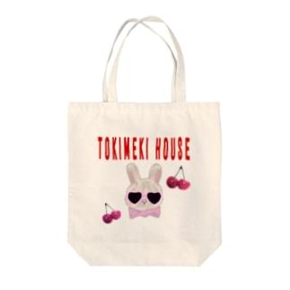 ときめき☆かんとりー Tote bags