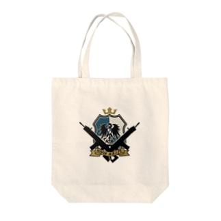 N.B.I.ロゴ2 Tote bags