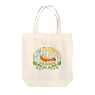 🍤えびふりゃ堂🍤のえびふりゃ🍤 Tote bags