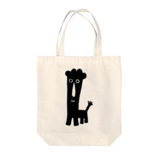 アンドウサン Tote bags