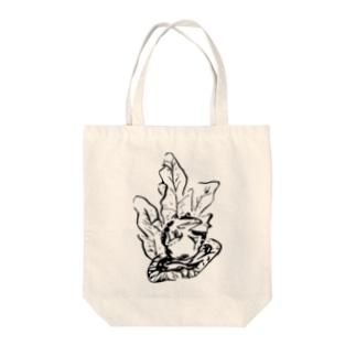 鳥獣戦隊 GIGAれんじゃあ部(ボスキャラ) Tote bags