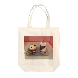 小さな幸せ Tote bags
