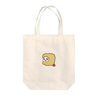 揚げイーヌ Tote bags