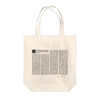40th Birthday Tote bags