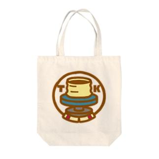 パ紋No.2743 TK Tote bags