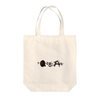 Q&A Tote bags