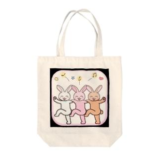 yurzukiの楽しき友 Tote bags