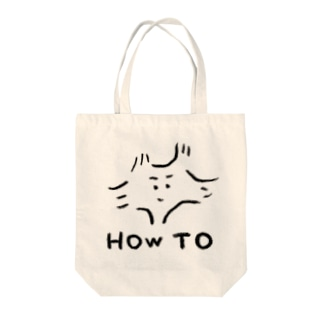 HOW TO Tote bags