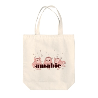 アマビエ様 Tote bags