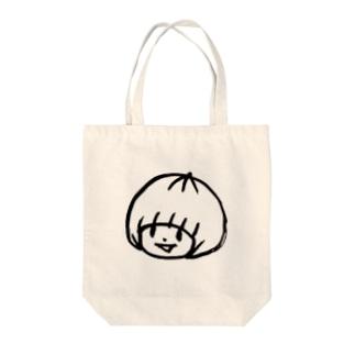 おかっぱミユキロゴマーク Tote Bag