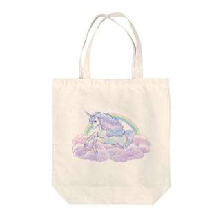 お蔵出し☆Rainbow Unicorn .☆*+.:+  7 Tote bags
